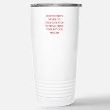 dentist Travel Mug