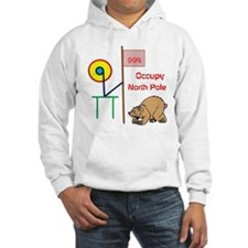 occupy_north_pole Hoodie