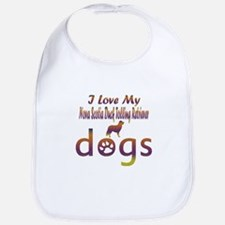 Nova ScotiaDuck Tolling Retriever designs Bib
