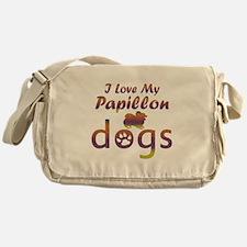 Papillon designs Messenger Bag