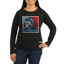2-bobama10x10 Long Sleeve T-Shirt