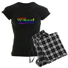 Wheat, Rainbow, Pajamas