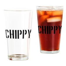 Chippy Drinking Glass