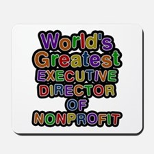 World's Greatest EXECUTIVE DIRECTOR OF NONPROFIT M