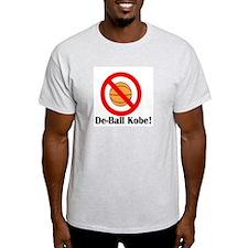 De-Ball Kobe! Ash Grey T-Shirt