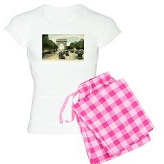 Spring in Paris Pajamas