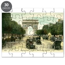 Spring in Paris Puzzle