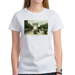 Spring in Paris Women's T-Shirt
