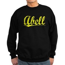 Abell, Yellow Sweatshirt