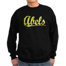 Abels, Yellow Sweatshirt