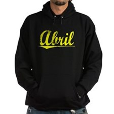 Abril, Yellow Hoody