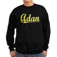Adan, Yellow Sweatshirt