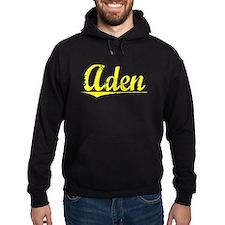 Aden, Yellow Hoodie