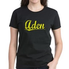 Aden, Yellow Tee