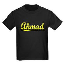 Ahmad, Yellow T