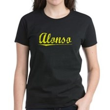Alonso, Yellow Tee