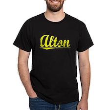 Alton, Yellow T-Shirt