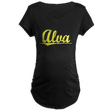 Alva, Yellow T-Shirt