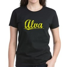 Alva, Yellow Tee