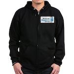 BDS Zip Hoodie (dark)