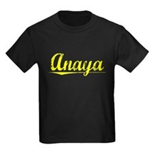 Anaya, Yellow T