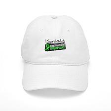 I Survived Bone Marrow Transplant Baseball Cap