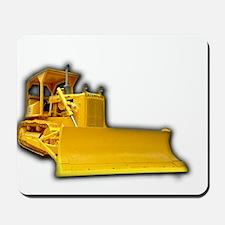 Bulldozer Mousepad