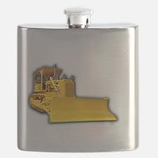 Bulldozer Flask