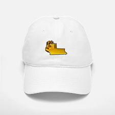 Bulldozer Baseball Baseball Cap