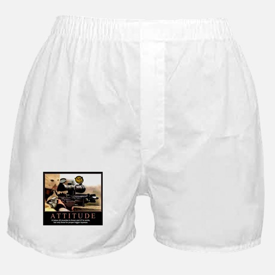 Sniper Attitude Boxer Shorts