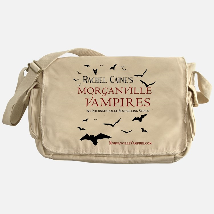The Morganville Vampires (Messenger Bag)