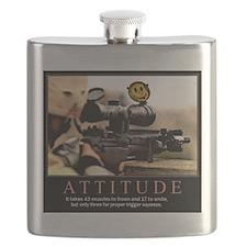 Sniper Attitude Flask