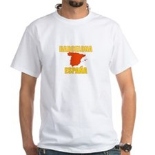 espanabarcelonamap T-Shirt