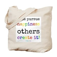 create happiness ~ Tote Bag