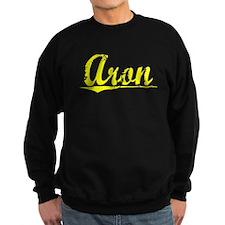 Aron, Yellow Sweatshirt