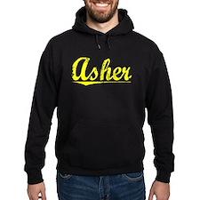 Asher, Yellow Hoodie