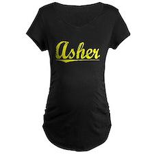 Asher, Yellow T-Shirt