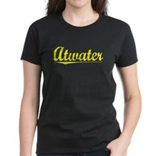 Atwater, Yellow Tee