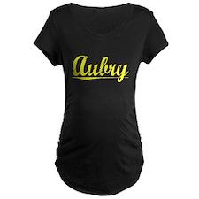 Aubry, Yellow T-Shirt