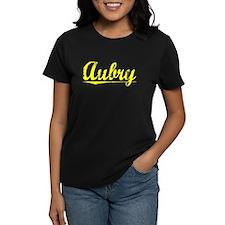 Aubry, Yellow Tee
