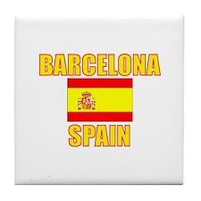 Cute Alicante Tile Coaster