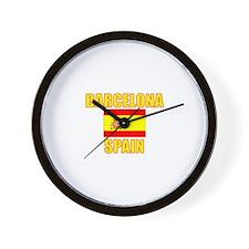Unique Espanol Wall Clock