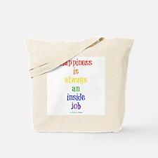 inside job ~ Tote Bag