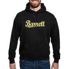 Barrett, Yellow Hoody