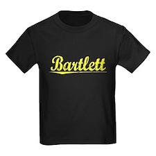 Bartlett, Yellow T