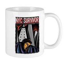 NYC Survivor Mug