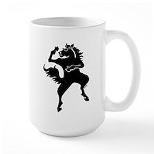 Cool horse dance style Mug