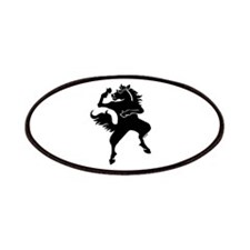 Cool horse dance style Patches