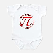 Keep calm PI Infant Bodysuit