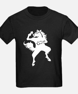 Cool horse dance style T